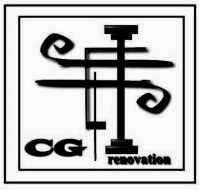 CG RENOVATION logo