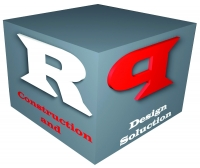 RP COSTRUCTION AND DESIGN SOLUCTION logo